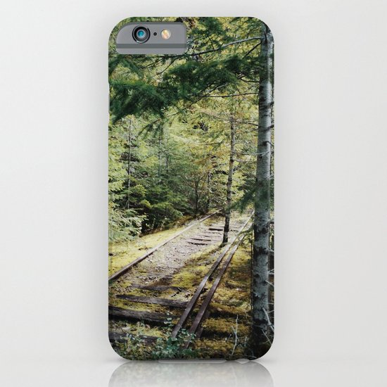 Abandoned Railroad iPhone & iPod Case