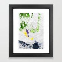 The Perfect Warrior Framed Art Print