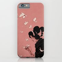 Becoming The Birds iPhone 6 Slim Case