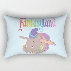 Fantasyland Rectangular Pillow