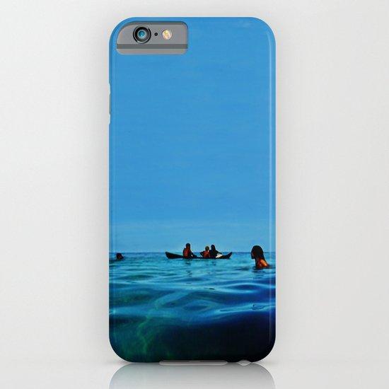 Island Sundays iPhone & iPod Case