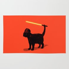 Cat Vader Rug
