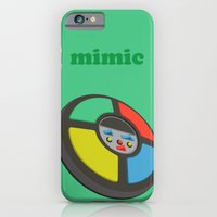 iPhone & iPod Case featuring The Mimic by grant gay