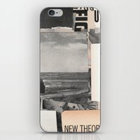 Remembering, Even In Sle… iPhone & iPod Skin