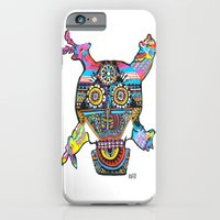 iPhone & iPod Case featuring death by Rufio Creative