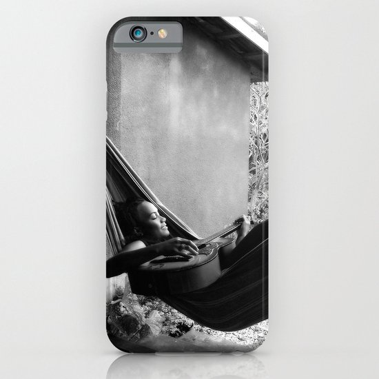 She is iPhone & iPod Case