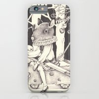 iPhone & iPod Case featuring Sally Forth by Natsuki Otani