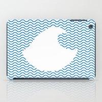 Wavy Wave iPad Case