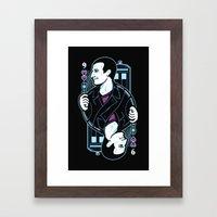 9th of Doctors Framed Art Print