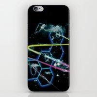 Space Fragmentation Trav… iPhone & iPod Skin