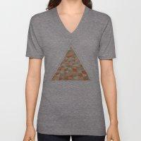 Triangulation Unisex V-Neck