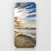 iPhone & iPod Case featuring As Far As the Eye Can See by Kim Bajorek