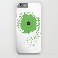 iPhone & iPod Case featuring Subtraction by Wise Idea