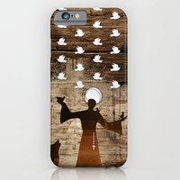 Saint Francis of Assisi iPhone 6 Slim Case