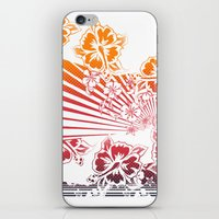 Hawaii Five-O Light iPhone & iPod Skin