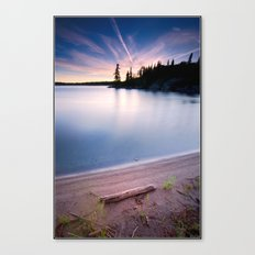 Rope Island Canvas Print