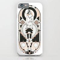 iPhone & iPod Case featuring The Silent Assassin by Koko Plasma