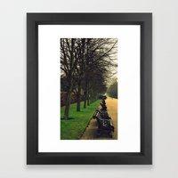 Take A Rest Framed Art Print