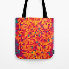 Mosaic Series Tote Bag