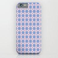 Heart Flowers Rose iPhone 6 Slim Case