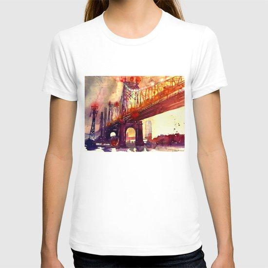 Queensboro Bridge T-shirt