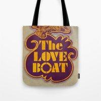 The Love Boat Tote Bag
