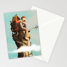 Bird Keeper Stationery Cards
