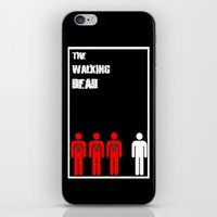 The Walking Dead Minimalist iPhone & iPod Skin