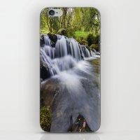 Mountian Water  iPhone & iPod Skin