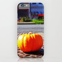 Roadside Pumpkin iPhone 6 Slim Case