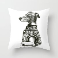 Markus Throw Pillow