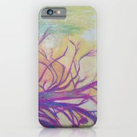 iPhone & iPod Case featuring Abstract Landscape II by Natasha Crosby