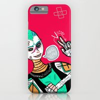 iPhone & iPod Case featuring Better sorry than safe by Mars Dorian