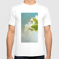 Sunshine Always Follows … Mens Fitted Tee White SMALL
