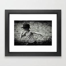 Juvenile Jazz 5 Framed Art Print