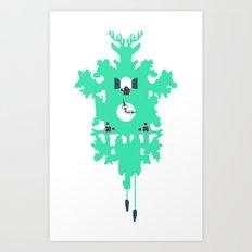 Cuckoo No. 1 Art Print