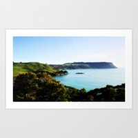 North Coast - Tasmania Art Print