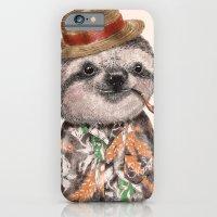 Mr.Sloth iPhone 6 Slim Case