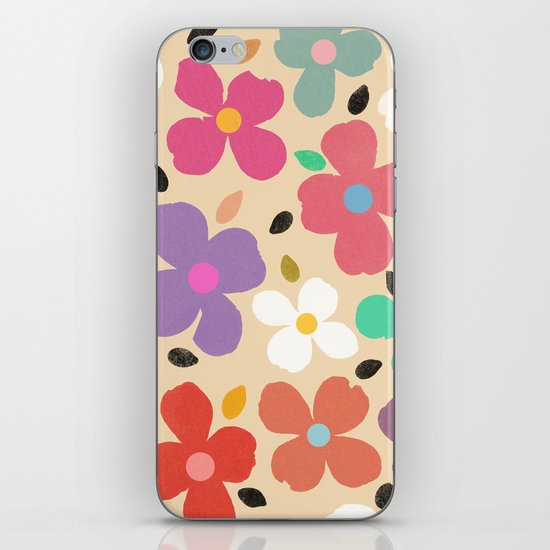 Dogwood Vintage iPhone & iPod Skin