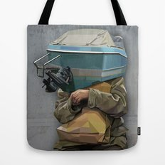excuse me Tote Bag