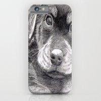 Black and White 8 iPhone 6 Slim Case