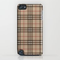 Burberry Plaid - Like De… iPod touch Slim Case