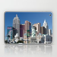Las Vegas Laptop & iPad Skin