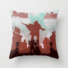 BioShock Infinite Throw Pillow