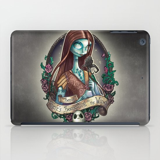 """Something In the Wind"" iPad Case"