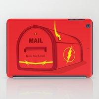 Faster than E-mail iPad Case