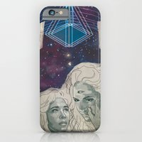 iPhone & iPod Case featuring the eye by Estelle F