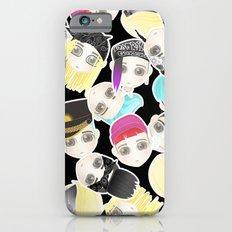 BIGBANG Collage (Black) Slim Case iPhone 6s