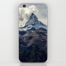 Crushing Clouds iPhone & iPod Skin