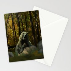 Forest Songs Stationery Cards